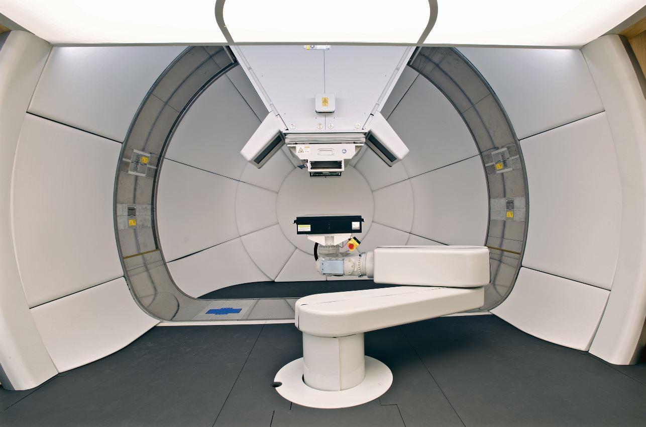 Protonen Strahlentherapie für krebskranke Kinder