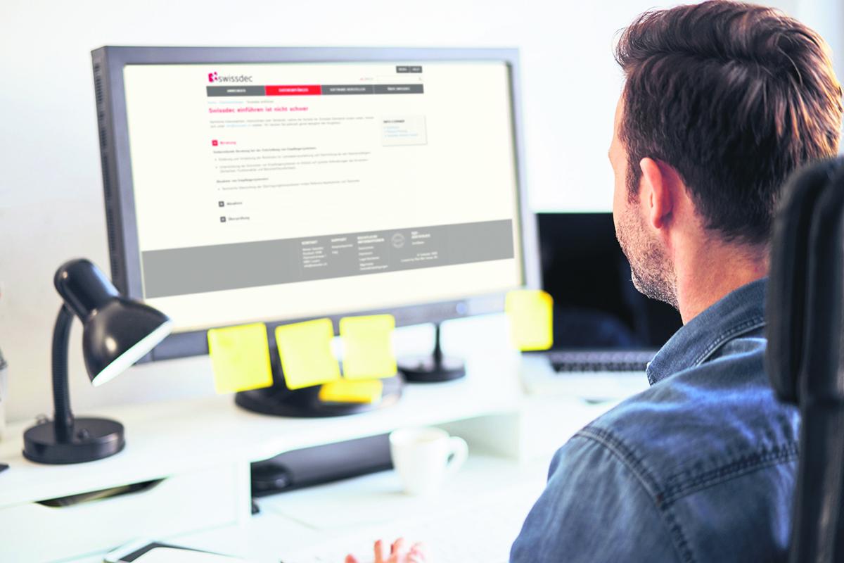 Digitalisierung der Lohndeklarationen spart Aufwand und Kosten