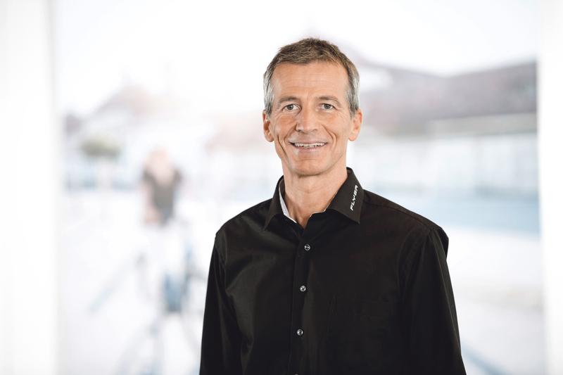 Andreas Kessler , CEO Flyer AG