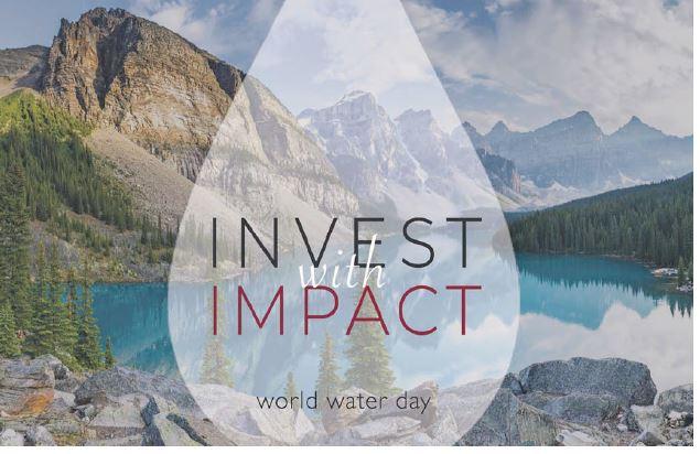 Nachhaltig investieren am Tag des Wassers