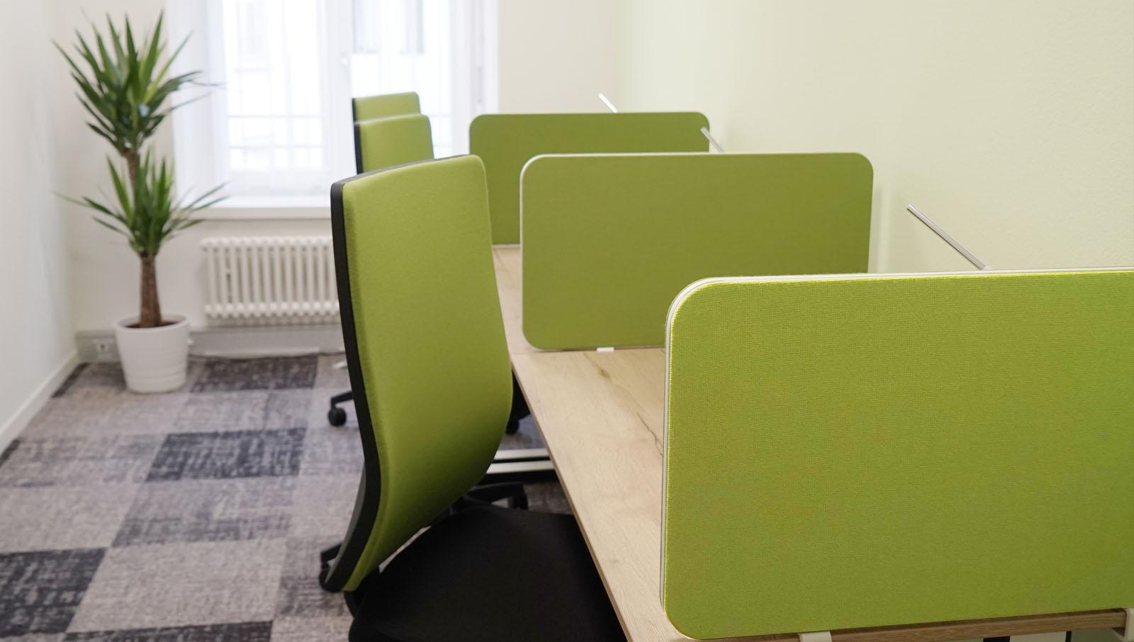 Von Standard-Büromöbeln zum Wohlfühlbüro