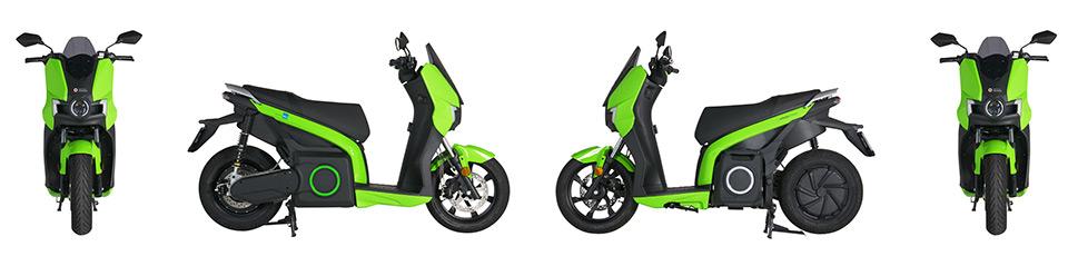 Nachhaltigkeit fördern und E-Roller  gewinnen